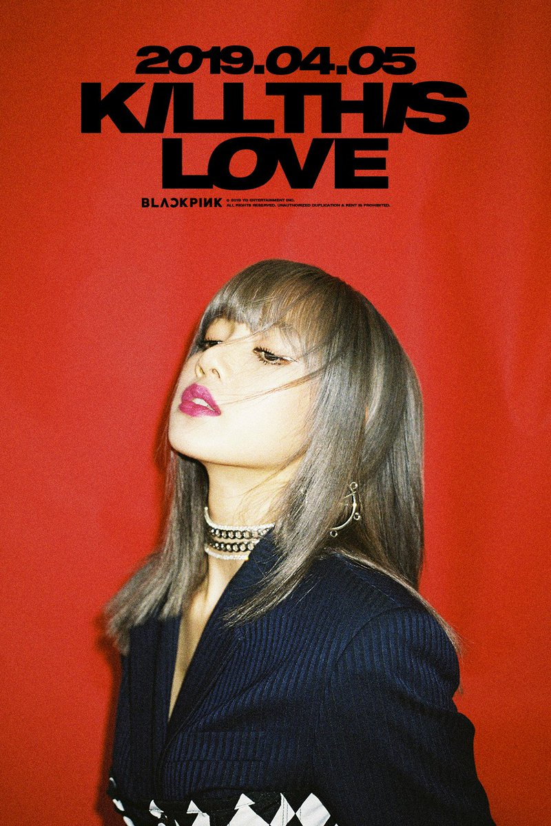 YG FAMILY's photo on #KILLTHISLOVE