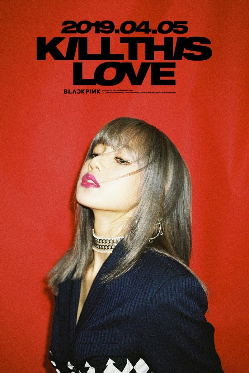 BLACKPINK 💙 KILL THIS LOVE - COMEBACK 블랙핑크's photo on Hello Monday