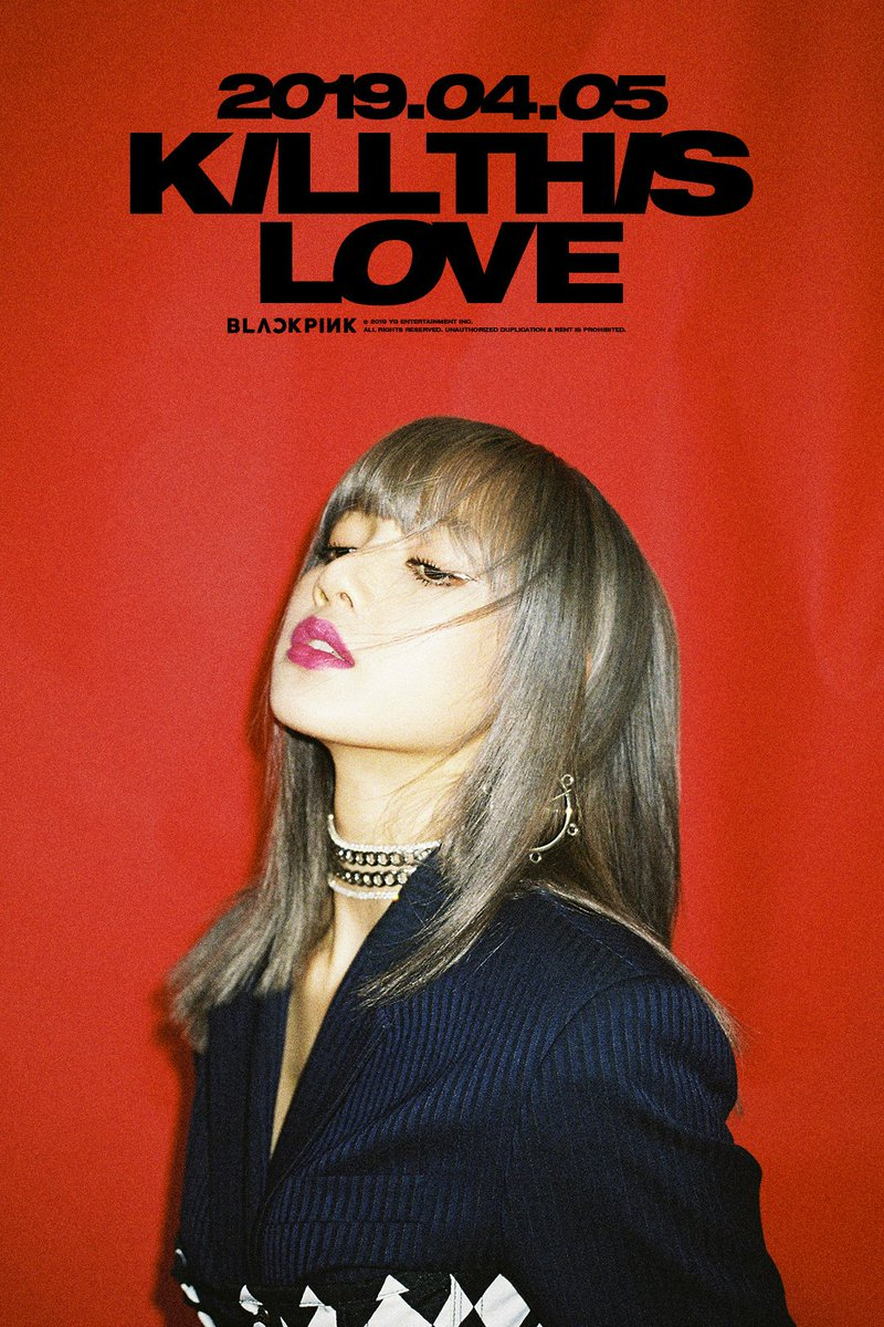 allkpop's photo on KILL THIS LOVE
