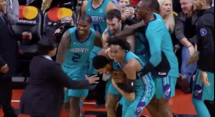 Jeremy Lamb provides the remarkable March buzzer-beater we've been waiting for