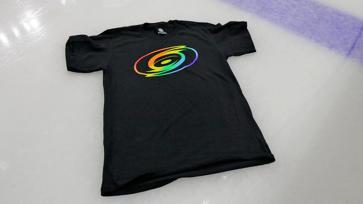 Giveaway time! 👏  RT for a chance to win a Pride shirt  We'll DM two random winners