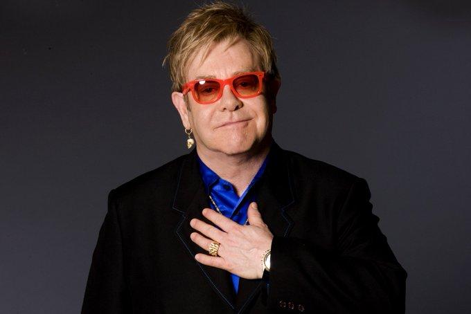 Happy Birthday Elton John!
