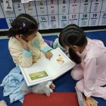 Image for the Tweet beginning: Book week has started with