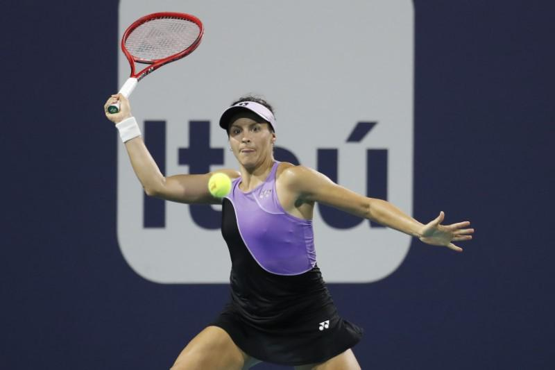Defending champion Stephens upset by Maria at Miami Open https://reut.rs/2UcDCaE
