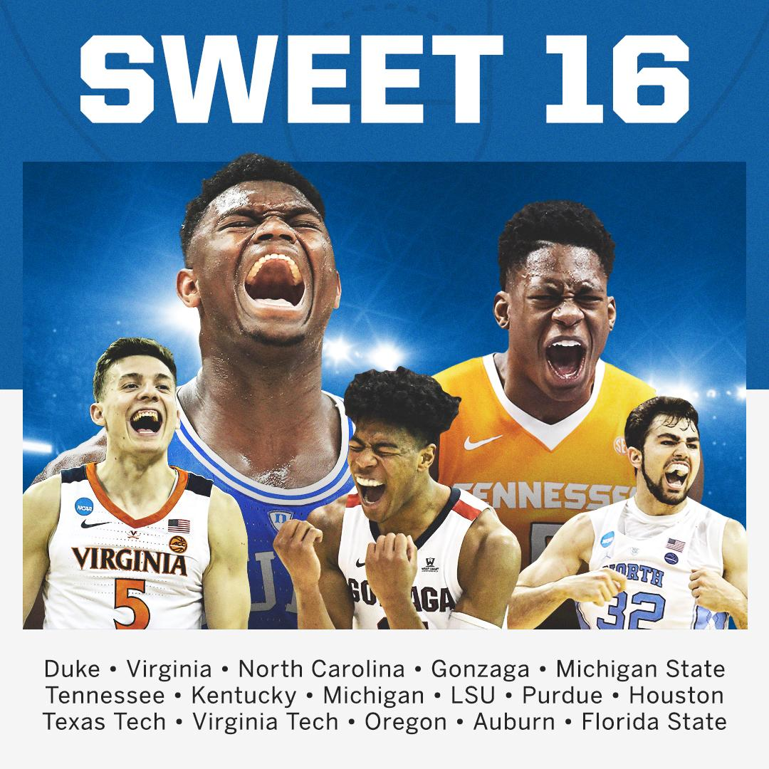 Welcome to the Sweet 1️⃣6️⃣ https://t.co/hhlTIxZZps