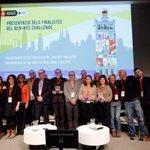 Image for the Tweet beginning: Presentadas las propuestas finalistas del