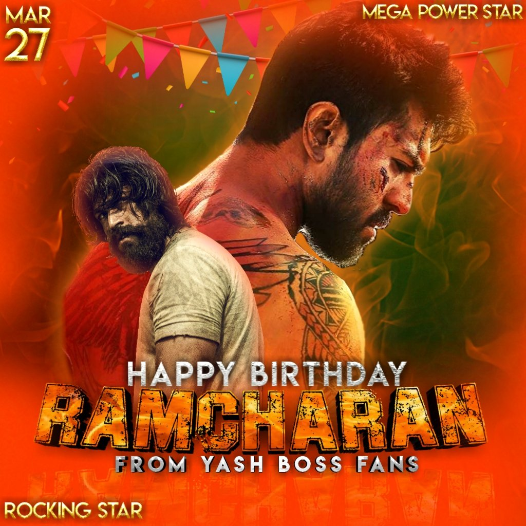 Here Is The Special CDP For #RamCharan Birthday From Yash Boss Fans  CDP Drive Link : 👇 https://drive.google.com/file/d/1AJgrDSiUq-K15cfB4d3dk-EJ5APc36Bk/view?usp=drivesdk …  Make It As Ur Dp We Can't Forgot Ur Support For KGF In Telugu States 😎🤗