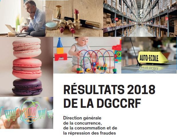 """Fin de notre """"live-tweet"""" à l'occasion de la présentation des #ResultatsDGCCRF (2018). Merci de l'avoir suivi. Bonne journée! 👇https://www.economie.gouv.fr/dgccrf/La-DGCCRF/Activites-et-orientations…"""
