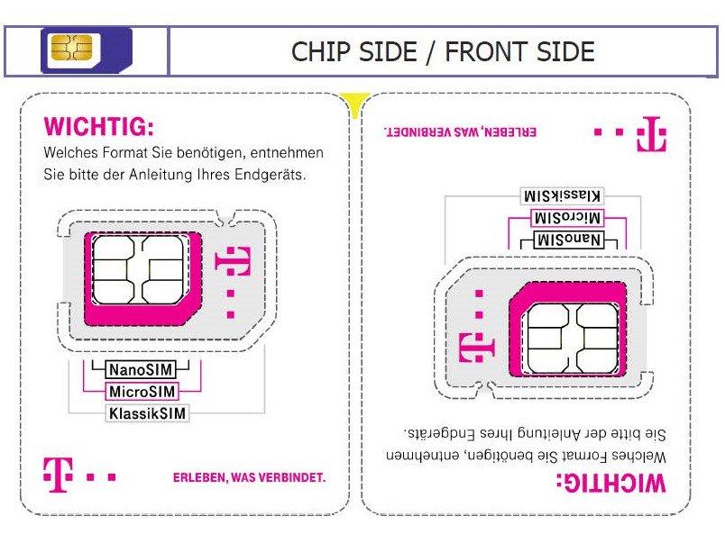 Social Media Post: Unsere SIM-Karten kommen jetzt mit weniger Plastik aus: Der...