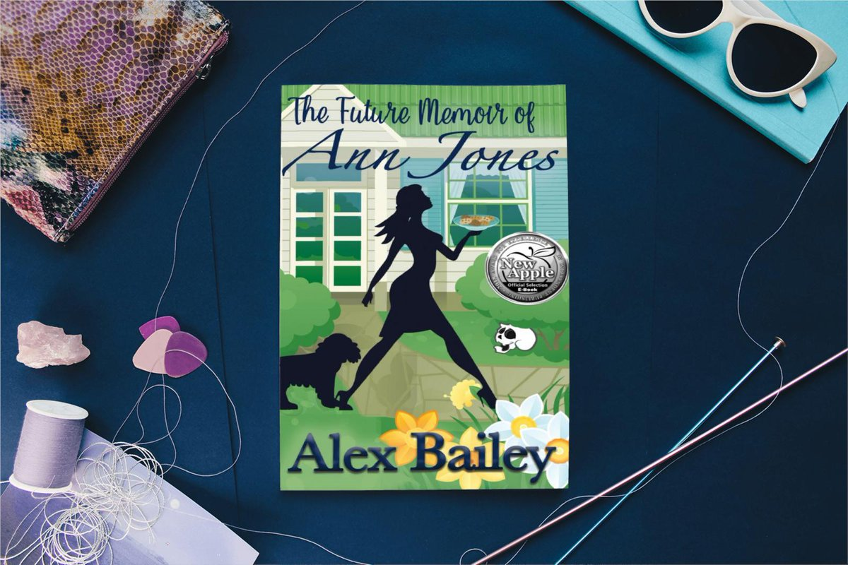 When youre in the mood for a #book with a #SPLASH of #magic. Only #99cents getbook.at/FutureMemoir #MYSTERY #timetravel #suspense #amreading #knitting #Romance #knittersofinstagram #IARTG #MondayMotivation