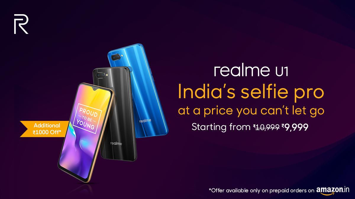 Enjoy an additional ₹1000 off on prepaid orders from  AmazonIN On sale at  Amazon 2a9e90d9e