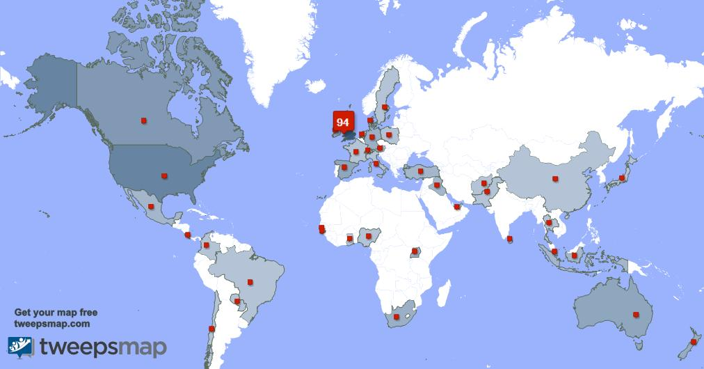 I have 20 new followers from UK. 🇬🇧, and more last week. See http://tweepsmap.com/!CVSFA