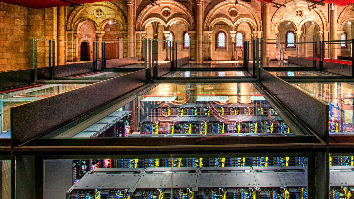 🔝 The Barcelona Supercomputing Center @BSC_CNS has announced a candidacy to host one of 🇪🇺 Europe's most powerful supercomputers by 2021!  🌐 The opening is part of a larger bid to catch up with China, USA & Japan.  https://t.co/EBuLxas6Ud @EuroHpc https://t.co/dMcIeS9Tpp