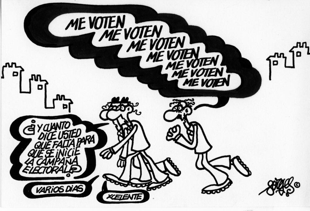 Viñeta publicada en 1986 en Diario16