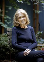 Happy Birthday dear lovely badass Gloria Steinem!!! Thank you for everything!