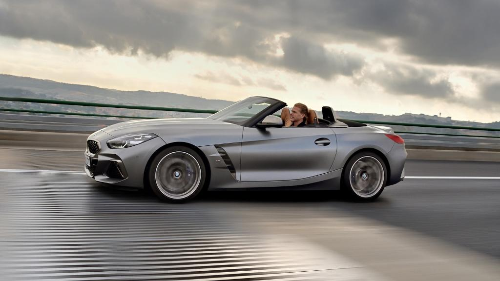 Excitement and attitude. The all-new #BMW #Z4. http://b.mw/disclaimer_Z4