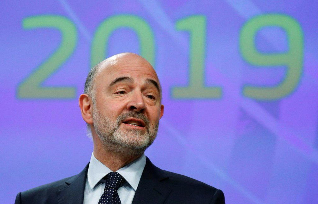 Britain can still avoid no-deal Brexit, says EU Commissioner Moscovici https://reut.rs/2JEnlHN