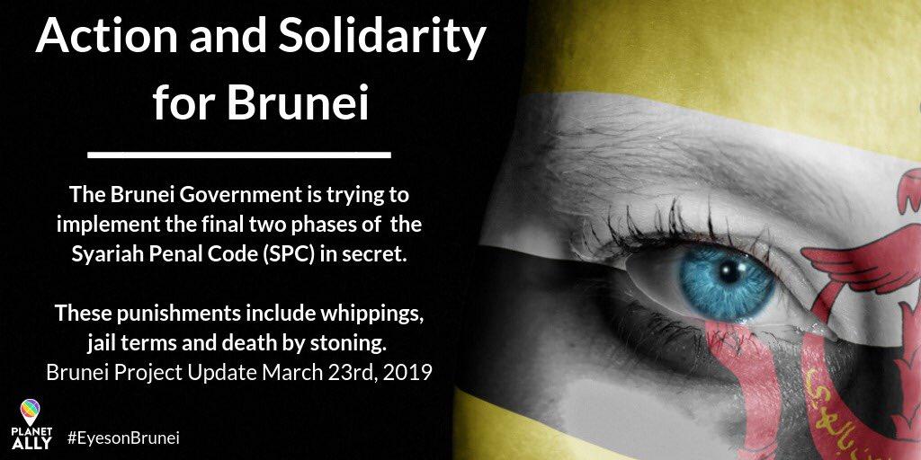 The World Reacts to Brunei's Syariah Penal Code