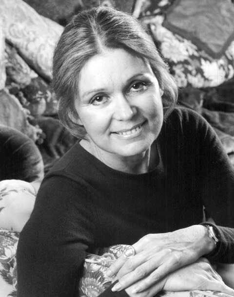March 25 Happy Birthday Gloria Steinem!