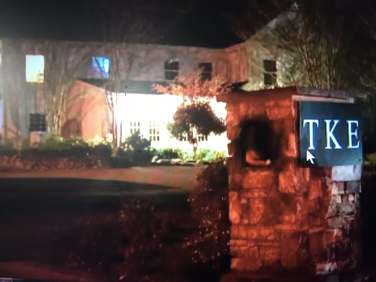 Live@545 Greek fraternity TKE suspended on UGA Campus and the national chapter expelled 4 students for a racist video #wsbtv
