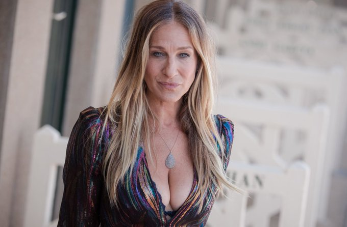 Happy Birthday dear Sarah Jessica Parker!