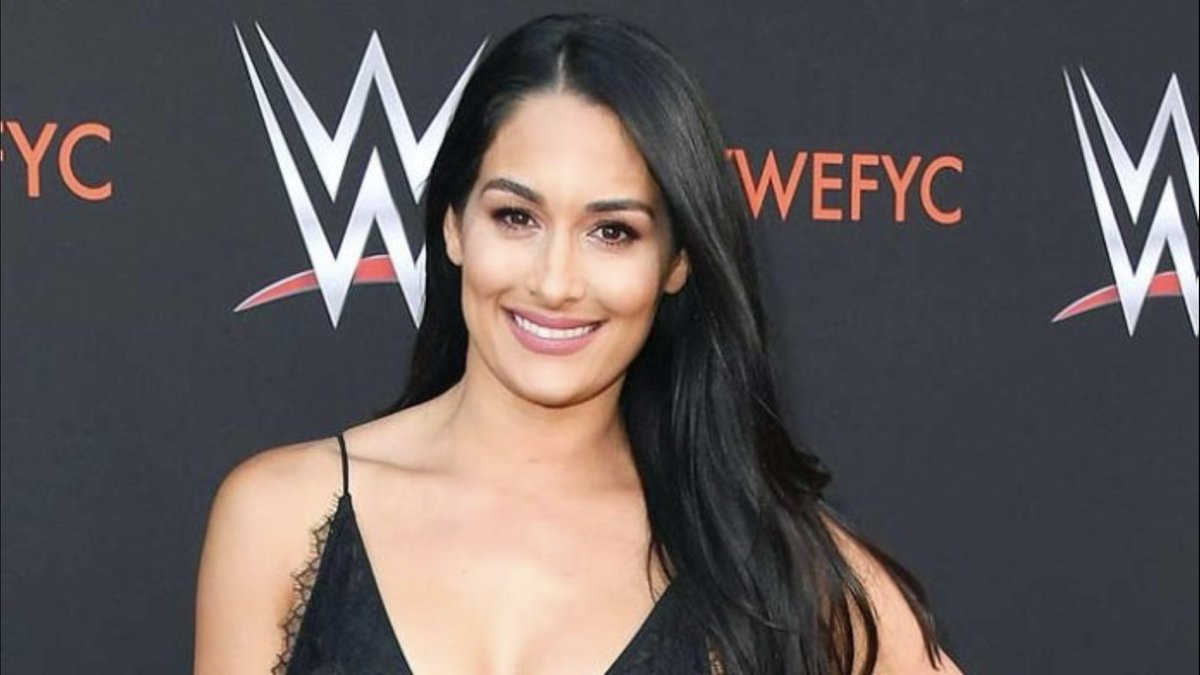 Gorilla Position's photo on Nikki Bella