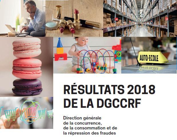 Le Service commun des laboratoires (SCL, commun à la @dgccrf et à la @douane_france) a rendu en 2018 330000 résultats d'analyses pour la #DGCCRF. #ResultatsDGCCRF.