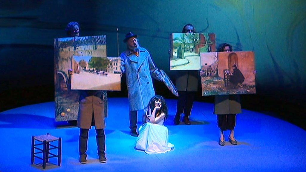 Anticipo del 42 Festival de Teatro de #ElEjido, #Almería, con la obra #SeñorRuiseñor de @Joglars | Más info ℹ️ y vídeo ▶️ http://csur.red/IPPO50o4wBJ @CulturaElEjido