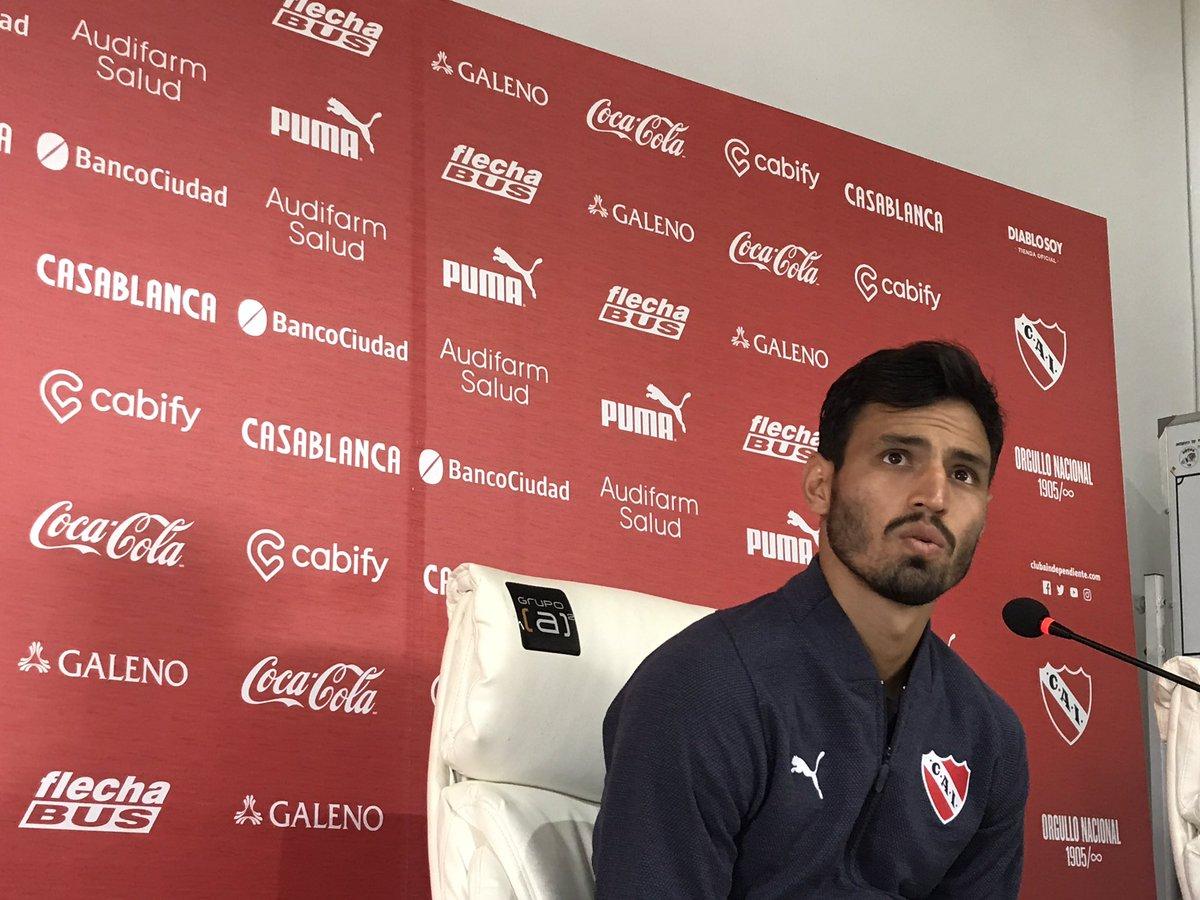 """Sánchez Miño: """"No podemos regalar más puntos"""""""