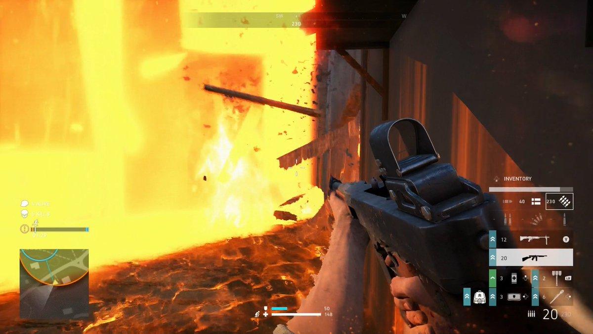 Best storm in a BR... Battlefield Firestorm is insane 🔥🔥