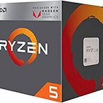 Image for the Tweet beginning: AMD Ryzen 5 2400G Processor