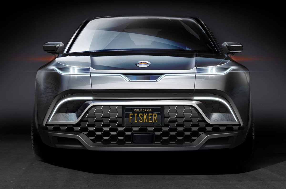 Fisker previews electric SUV to rival the Tesla Model Y  https://t.co/tmjg2HKnM5 https://t.co/55U4UNnB3r