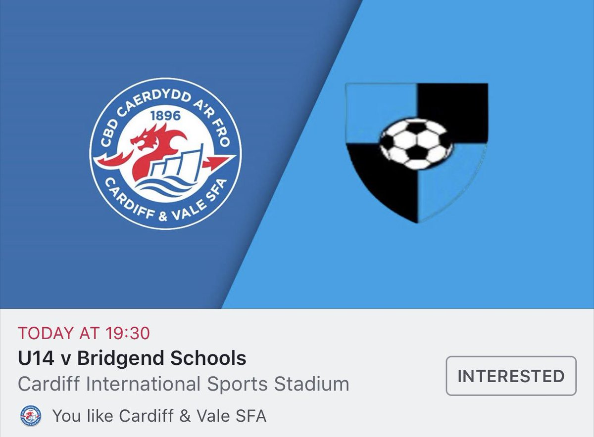 Good luck to our U14 squad today in their penultimate @WSFA_InterAssoc Evan Davies Trophy fixture v @BridgendSFA. The boys will be targeting maximum points from their remaining group fixtures, beginning this evening with their first of two matches over the next three days. 🔵
