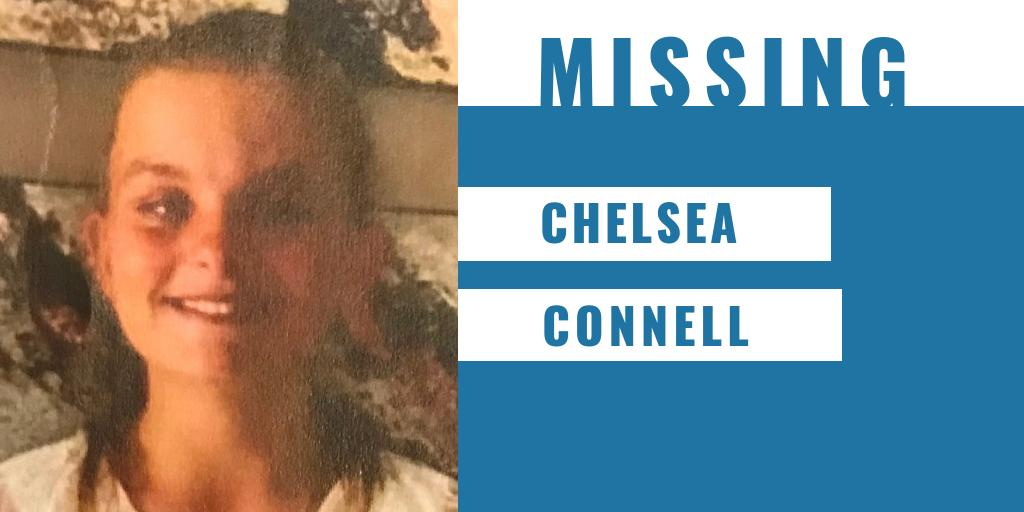 Police are appealing for public assistance to help locate missing Melton teenager Chelsea Connell. The 13-year-old was last seen in Chauvel Street, Melton South on Saturday 23 March. 📞Melton Police Station on 9747 7999. → http://bitly.com/2TvJgAg