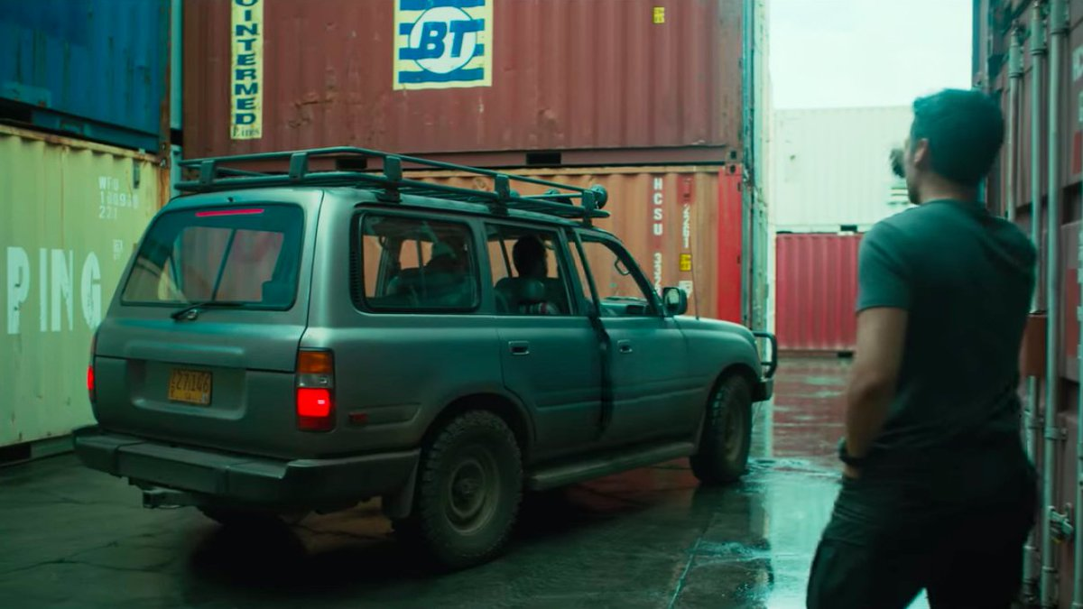 RT @Jalopnik: Netflix's Triple Frontier did a great job casting cars. https://t.co/wb4BzmAThe https://t.co/XND1syxPEe