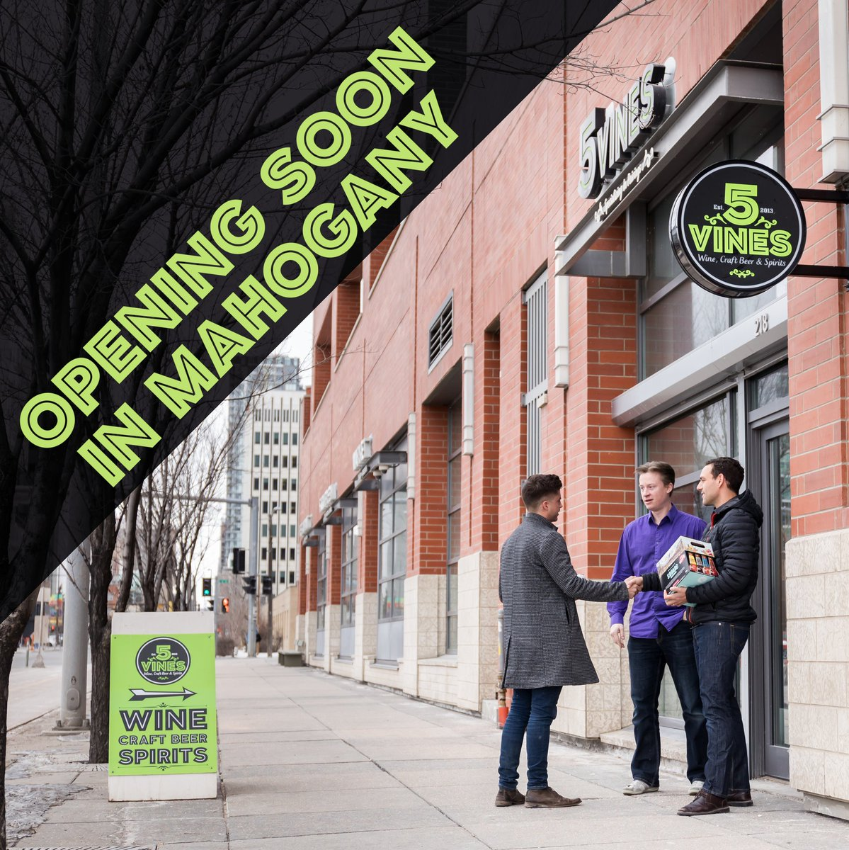 Hey #Calgary! We have something exciting to share with you!  In only a few weeks, we'll be opening the doors to our 2nd location in the exciting community of Mahogany at @westmanvillage. Keep posted for updates!😃