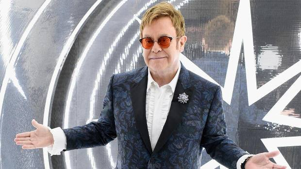 Reginald Kenneth Dwight  Sir Elton John  March 25, 1947 A very Happy Birthday!