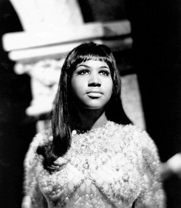 Happy birthday to Queen Aretha Franklin