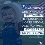 Image for the Tweet beginning: Freedom is what makes America