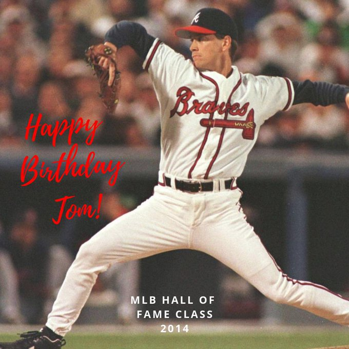 Happy Birthday to the 1995 World Series MVP and 2014 Hall of Famer,