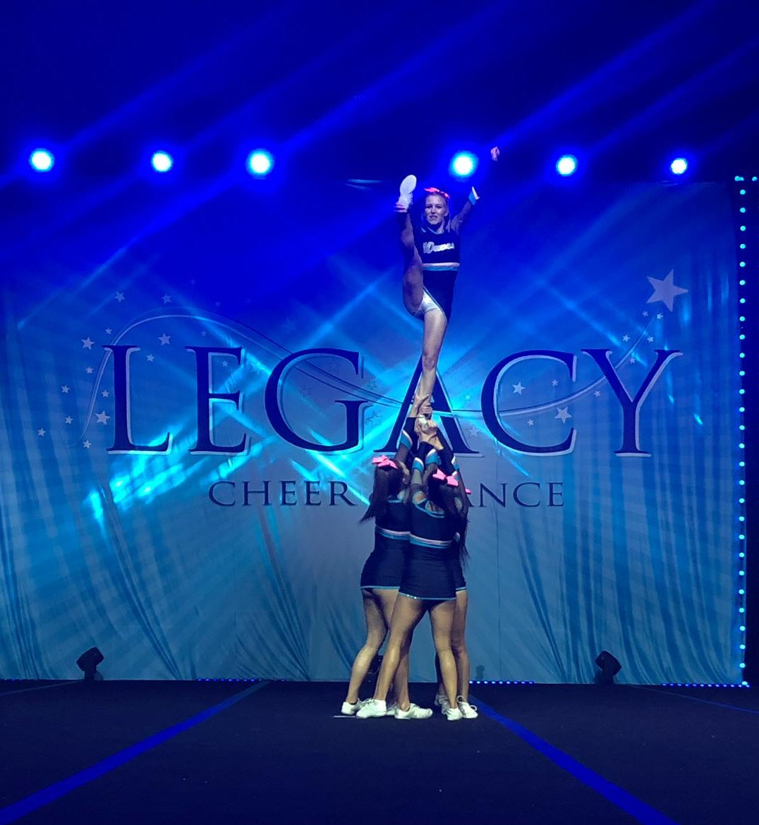 @LegacyCheerUK #DreamExtreme complete! We have had such an amazing season, bring on summer comps  Tsunami (Level 3 Stunt Group): 1st Riptide (Level 4 Stunt Group): 1st Atlantis (Level 2 Coed): 1st  Odyssey (Level 2 All Girl): 2nd  <br>http://pic.twitter.com/ovOV9ZmxO9