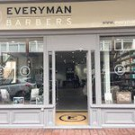 Image for the Tweet beginning: Thanks to Everyman Barbers for