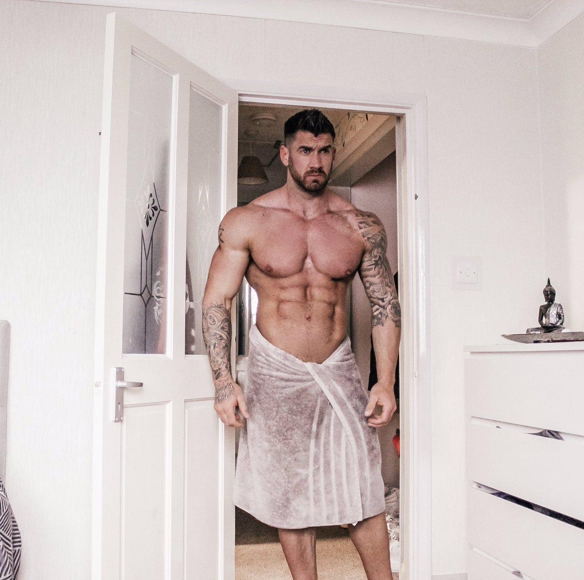 en la ducha empeloto