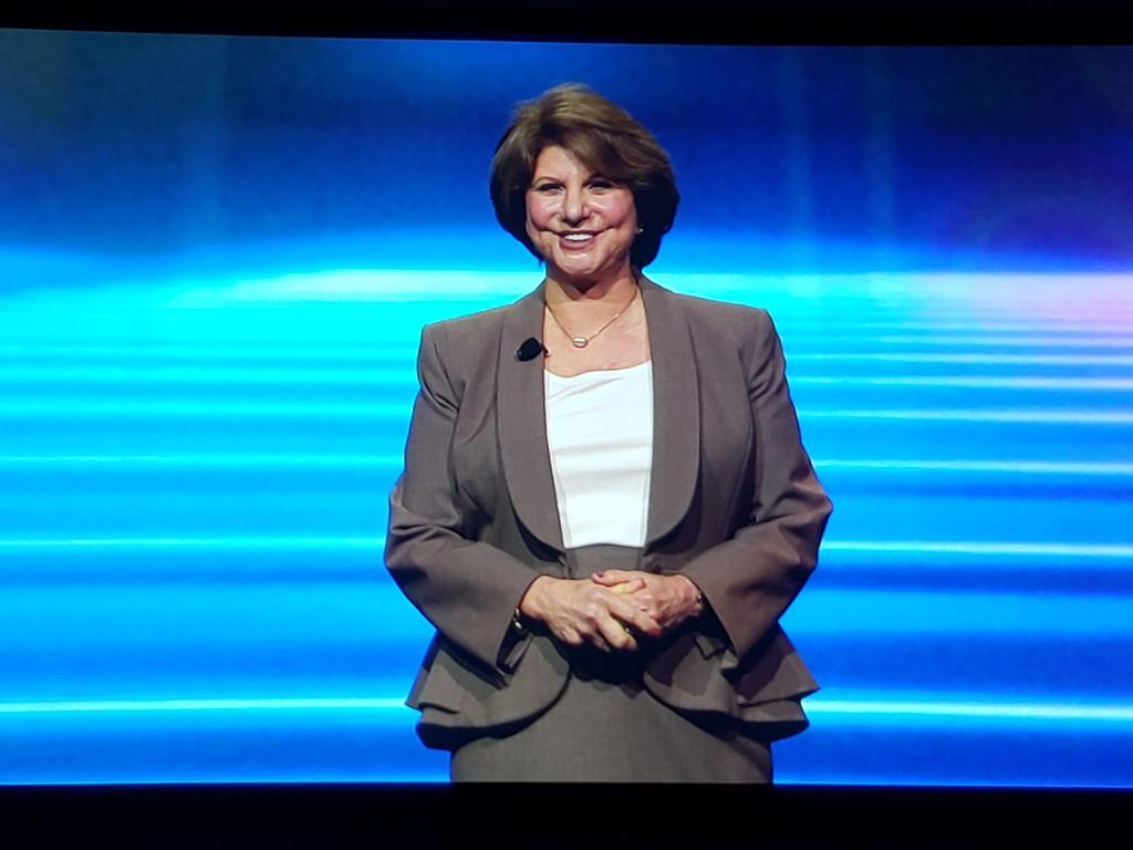President and CEO, @linda_rosenberg gets us started today at her last conference after 15 years of working with @NationalCouncil.  #NatCon19