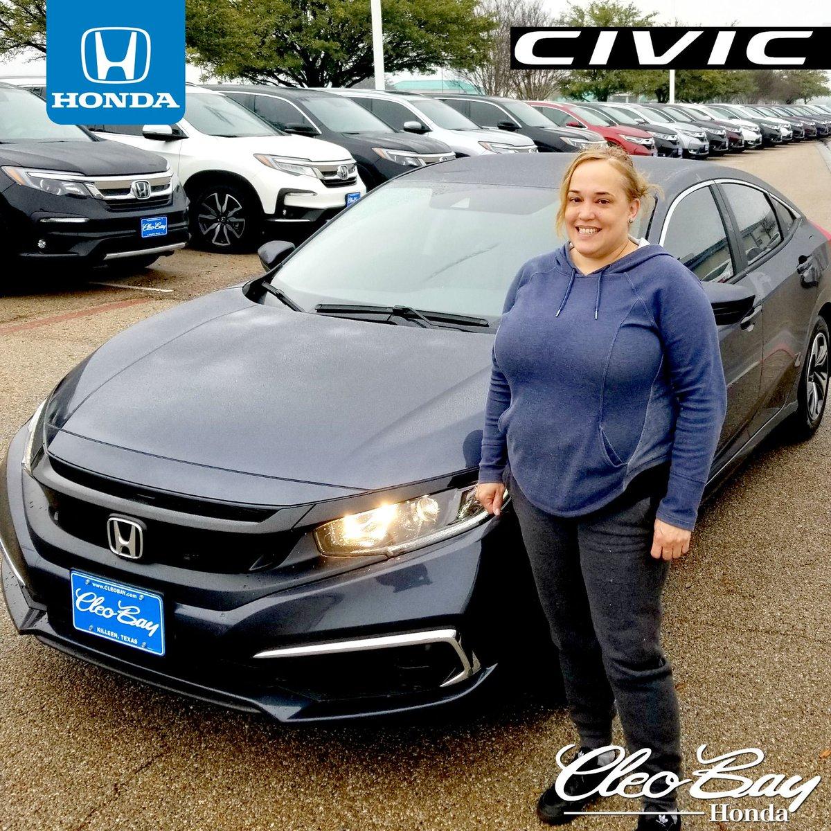 Cleo Bay Honda >> Cleo Bay Honda Cleobayhonda Twitter