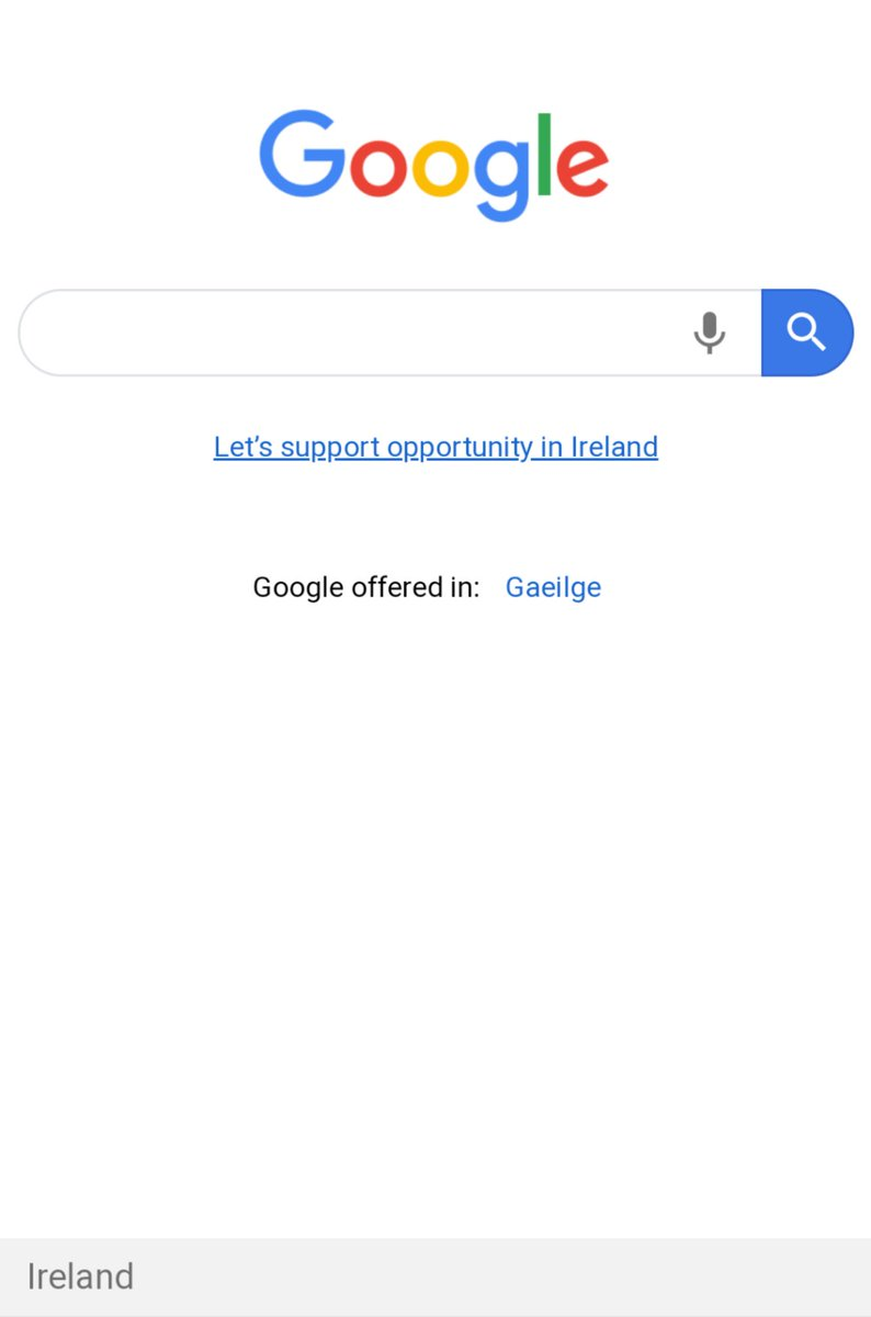 Time is running out to cast your vote in the #GoogleImpactChallenge for #Dublin - and there's a handy little reminder on http://Google.ie today