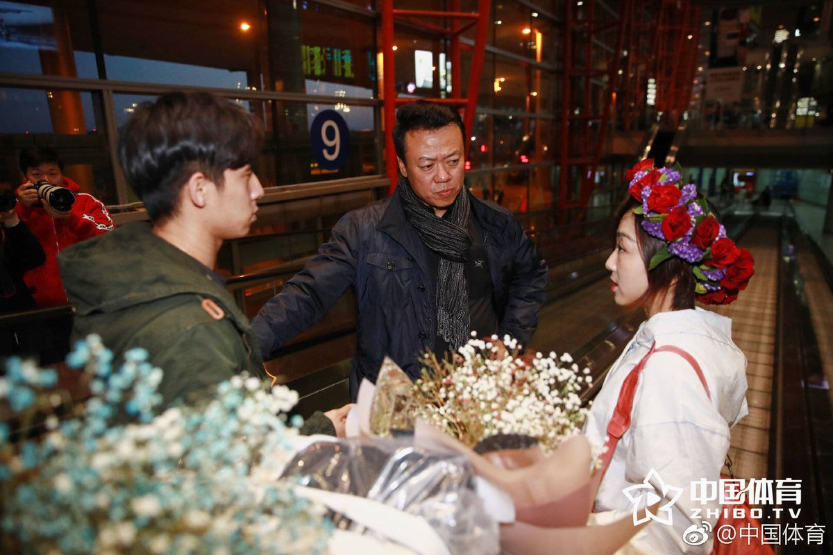Вэньцзин Суй - Цун Хань / Wenjing SUI - Cong HAN CHN - Страница 17 D2go2B2UYAA3XkR