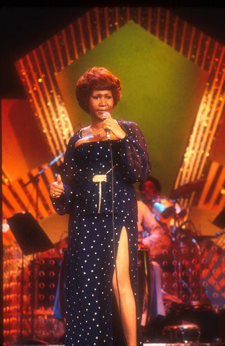 Happy Bday to the Queen.......Aretha Franklin.