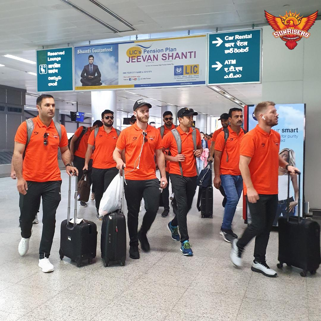 SunRisers Hyderabad on Twitter: