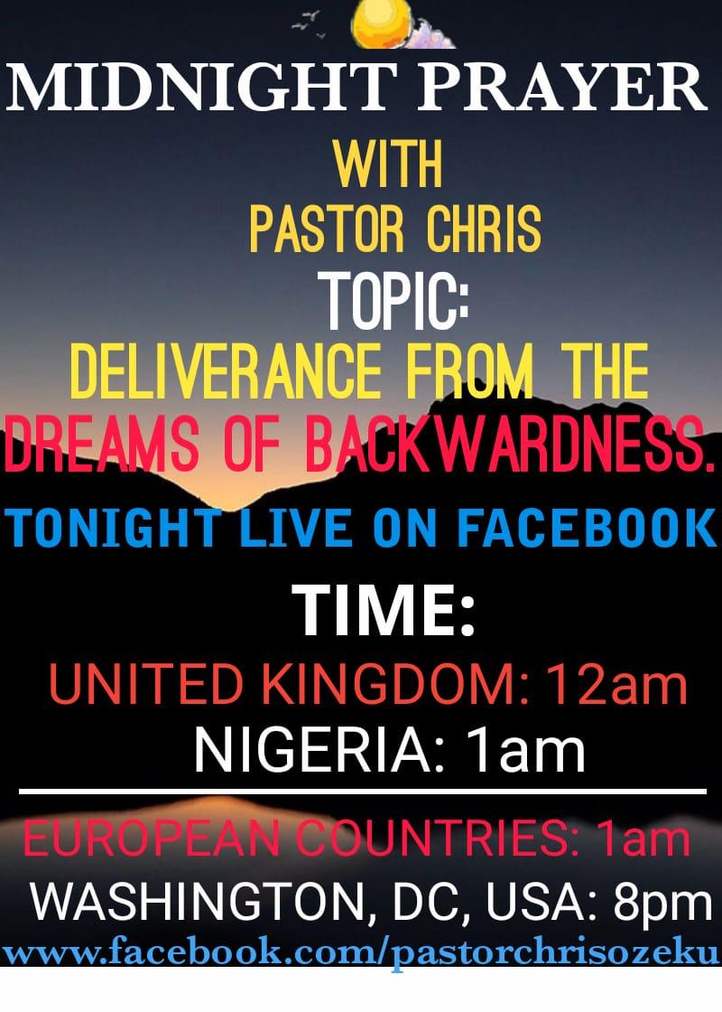 Pastor Chris Ozeku (@pastorchrisozek) | Twitter
